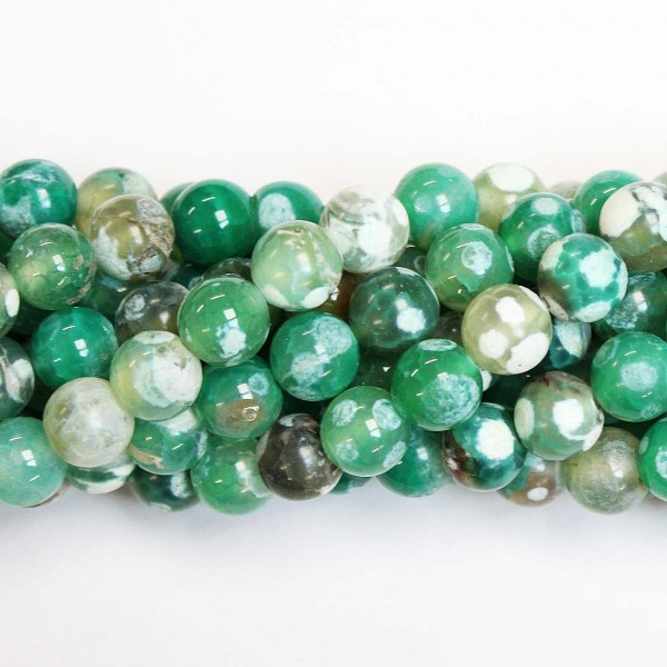 Beads Agate 10mm (0210023)