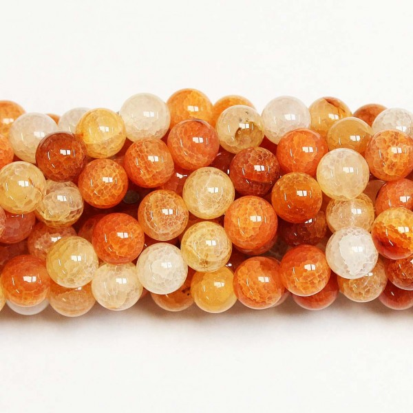 Beads Agate 10mm (0210029)