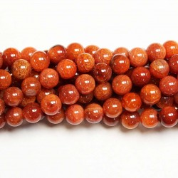 Beads Agate 10mm (0210033)