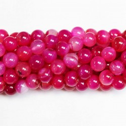Beads Agate 10mm (0210040)