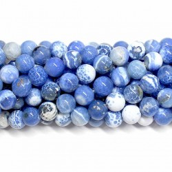Beads Agate 10mm (0210044)