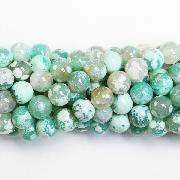 Beads Agate 10mm (0210051)