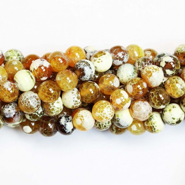 Beads Agate 10mm (0210052)