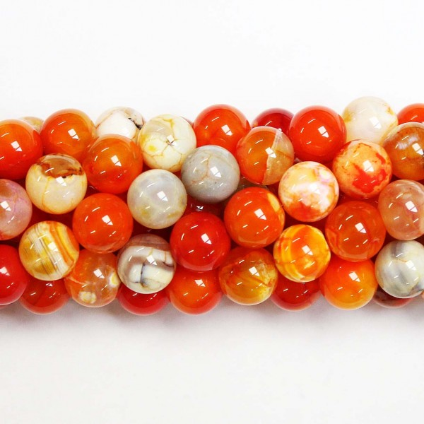 Beads Agate 10mm (0210054)