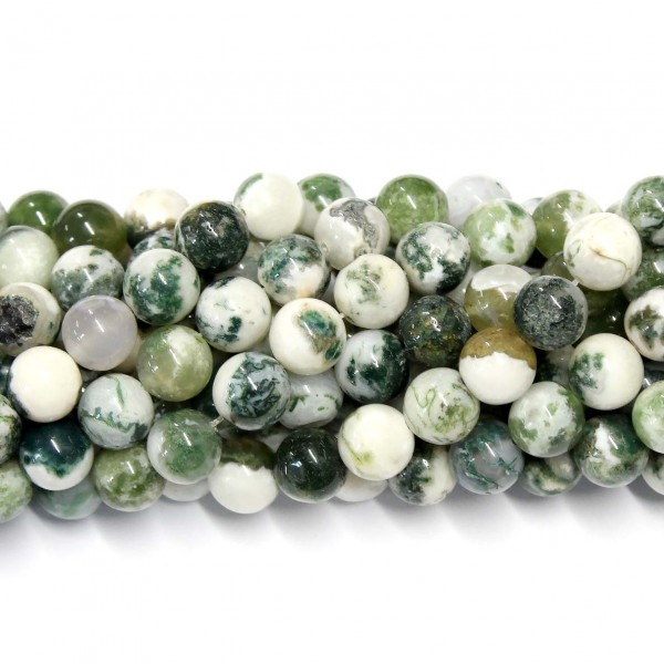 Beads Agate 10mm (0210057)