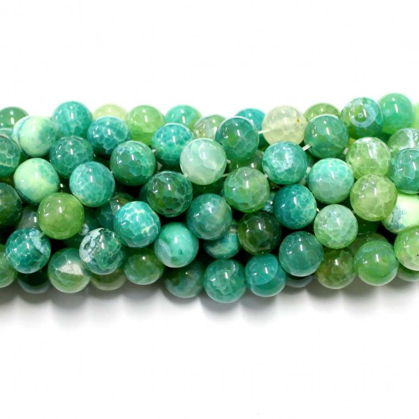 Beads Agate 10mm (0210061)