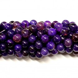 Beads Agate 10mm (0210065)