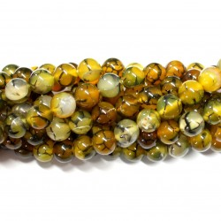Beads Agate 10mm (0210066)