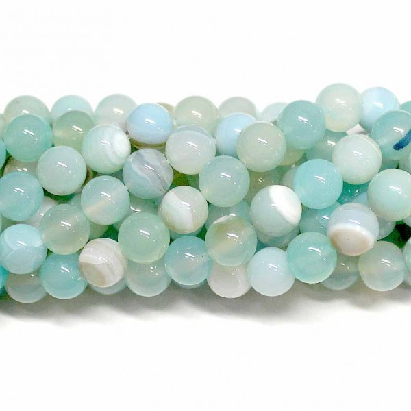Beads Agate 10mm (0210068)