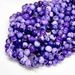 Beads Agate 10mm (0210072)