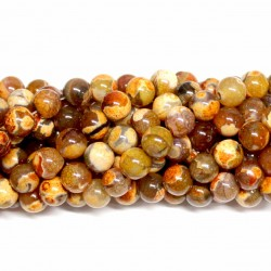 Beads Agate 10mm (0210074)