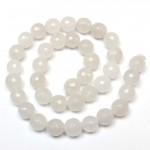 Beads Agate-faceted 10mm (0210027G)