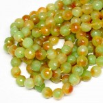 Beads Agate-faceted 10mm (0210087G)