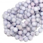 Beads Agate-faceted 10mm (0210123G)