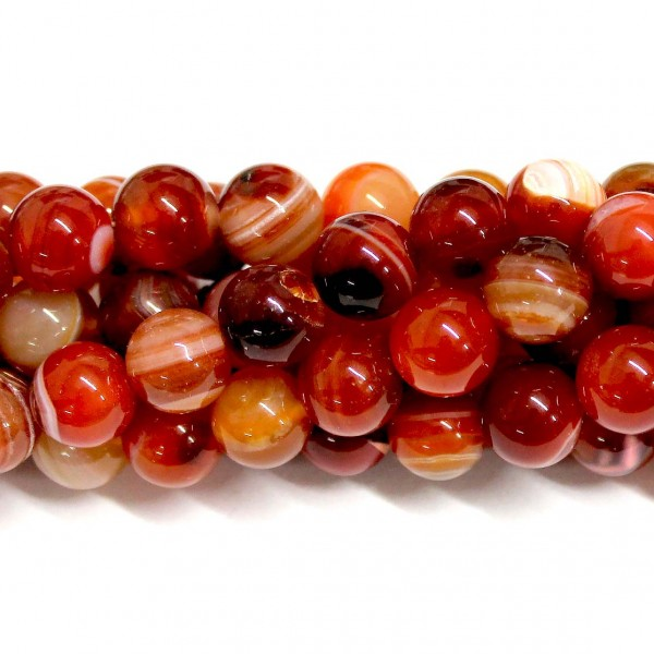 Beads Agate 12mm (0212027)
