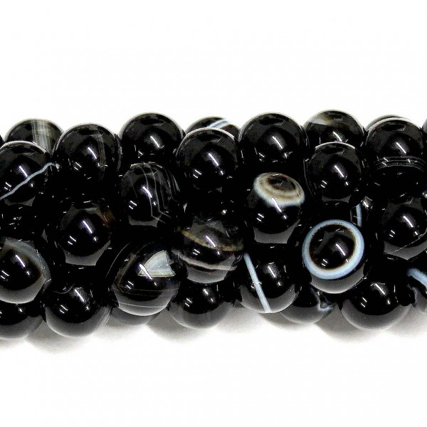Beads Agate 12mm (0212030)