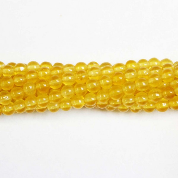 Beads Agate 4mm (0204005)