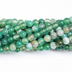 Beads Agate 6mm (0206021)