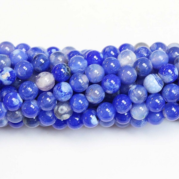 Beads Agate 6mm (0206024)