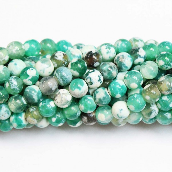 Beads Agate 6mm (0206025)