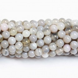 Beads Agate 6mm (0206028)
