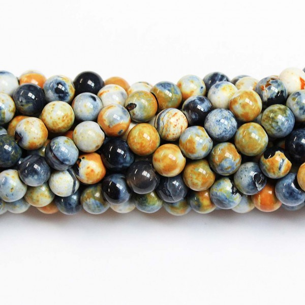 Beads Agate 6mm (0206029)