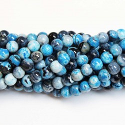 Beads Agate 6mm (0206031)