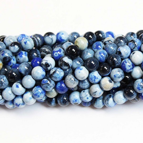 Beads Agate 6mm (0206034)