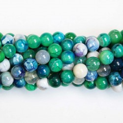 Beads Agate 8mm (0208035)
