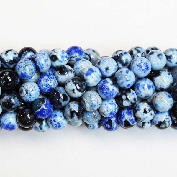 Beads Agate 8mm (0208037)