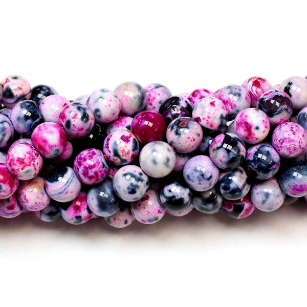 Beads Agate 8mm (0208041)