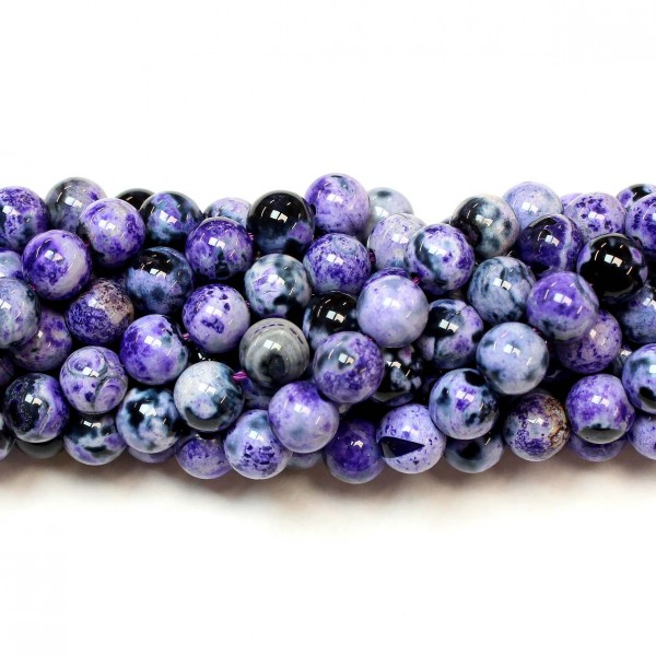 Beads Agate 8mm (0208043)