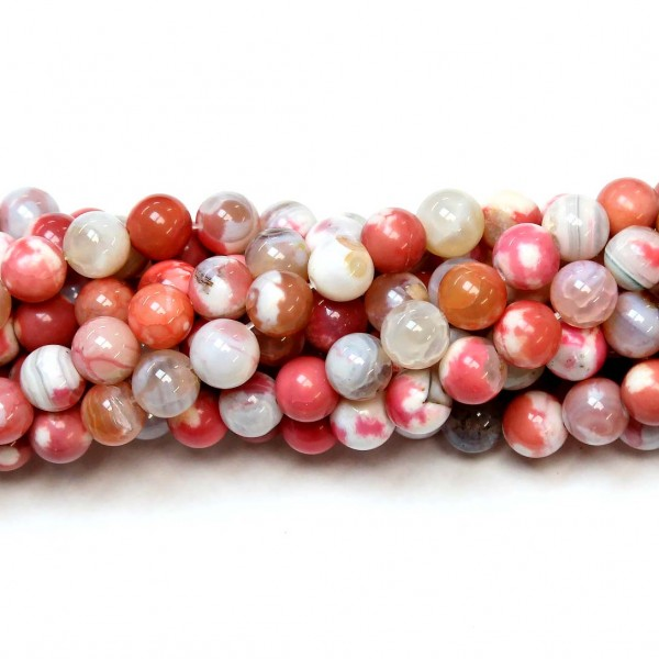 Beads Agate 8mm (0208048)