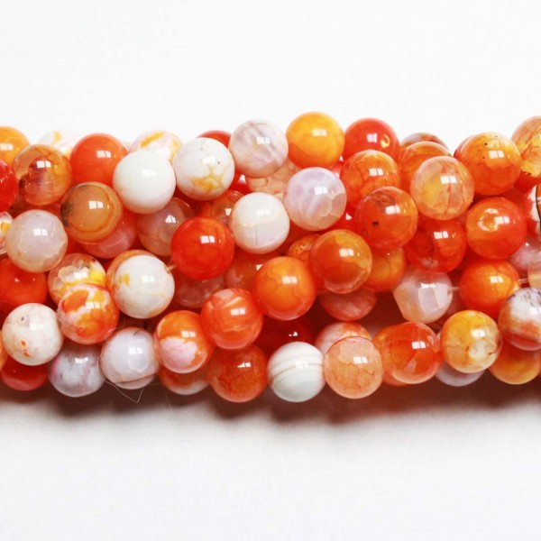 Beads Agate 8mm (0208001)