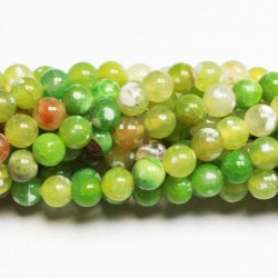 Beads Agate 8mm (0208005)