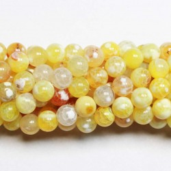 Beads Agate 8mm (0208006)