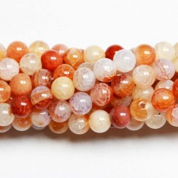 Beads Agate 8mm (0208007)