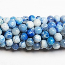 Beads Agate 8mm (0208008)