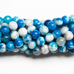 Beads Agate 8mm (0208009)