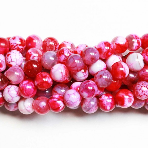 Beads Agate 8mm (0208010)