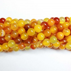 Beads Agate 8mm (0208015)