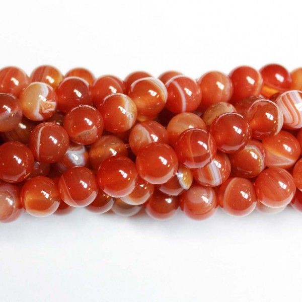 Beads Agate 8mm (0208020)
