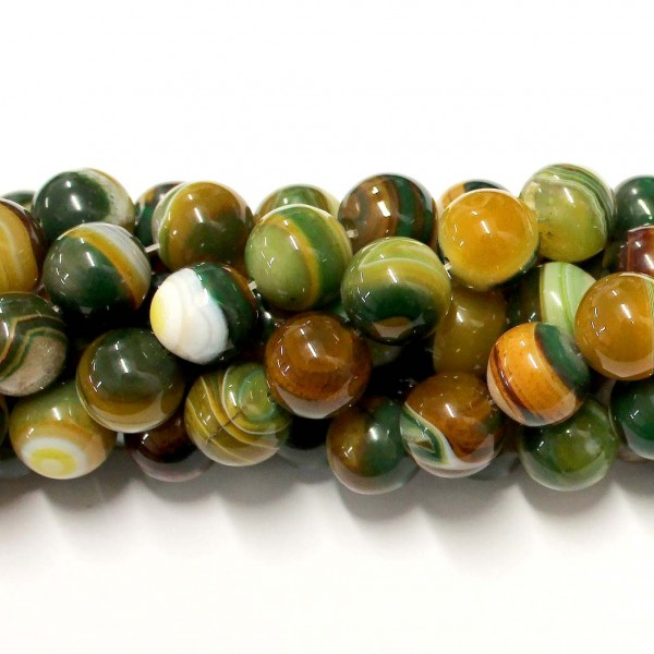 Beads Agate 14mm (0214002)