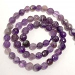 Beads Amethyst-faceted ~6,5mm (0606000G)