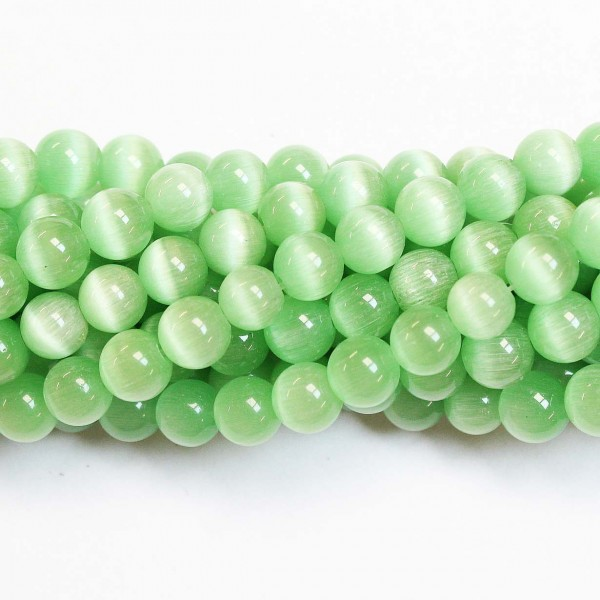 Beads Cat eye 8mm (1808012)