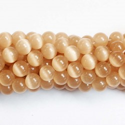 Beads Cat eye 8mm (1808009)