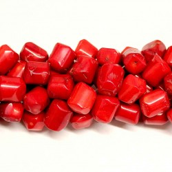 Beads Coral ~17x12mm (1717001)