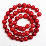Beads Coral ~9mm (1709001)