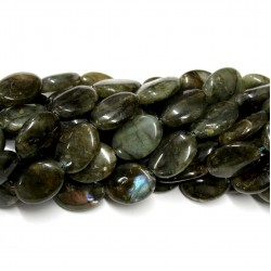 Beads Labradorite ~20x15x6mm (1920001)