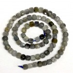 Beads Labradorite-faceted 5x5mm (1905000G)